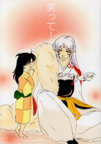 InuYasha Doujinshi Comic Book Sesshomaru x Rin Sesshoumaru SMILE! Ryugetsu