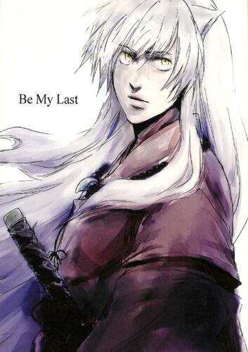 InuYasha Doujinshi Comic Book Inuyasha x Sesshomaru (Sesshoumaru) Be My Last