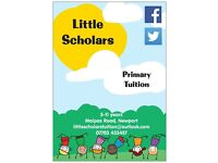 Primary Tuition just £10 for half an hour!