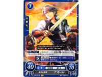 Fire Emblem 0 Cipher Awakening Trading Card Game TCG Inigo Azur B04-088N Shy Mer
