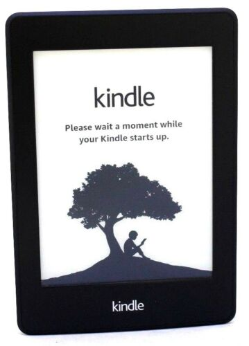 Amazon Kindle Paperwhite 2nd Generation Wi-Fi, 6in - Black 50-2A