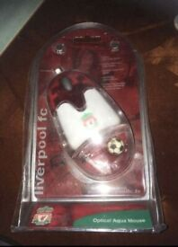 Brand new Liverpool Fc wired mouse