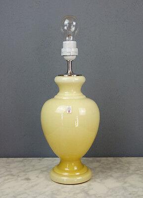 Holmegaard / Tischlampe Lampe / Glas / Design Anne Grethe von Halling-Koch