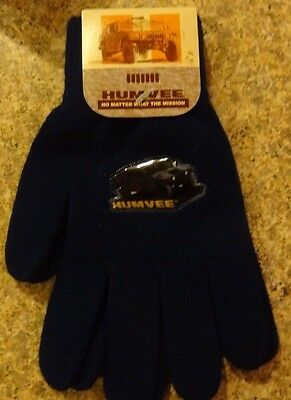 Humvee Hummer Children's Gloves New