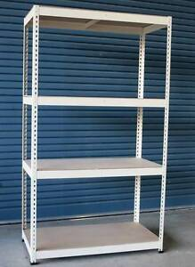 Garage Shelving- Industrial Strength Boltless - Premium Product Hornsby Hornsby Area Preview