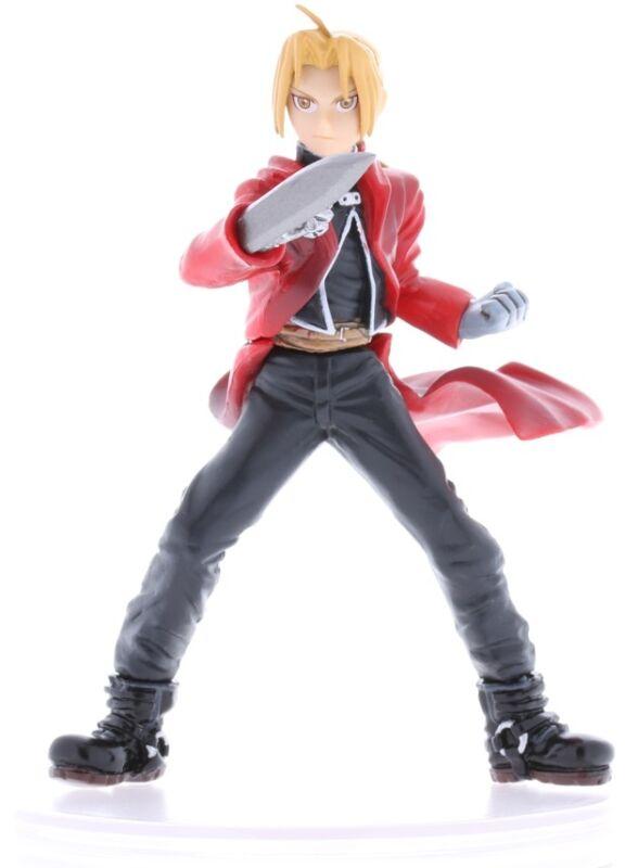 Fullmetal Alchemist Full Metal Figurine Figure Trading Arts Vol2 08 Edward Elric