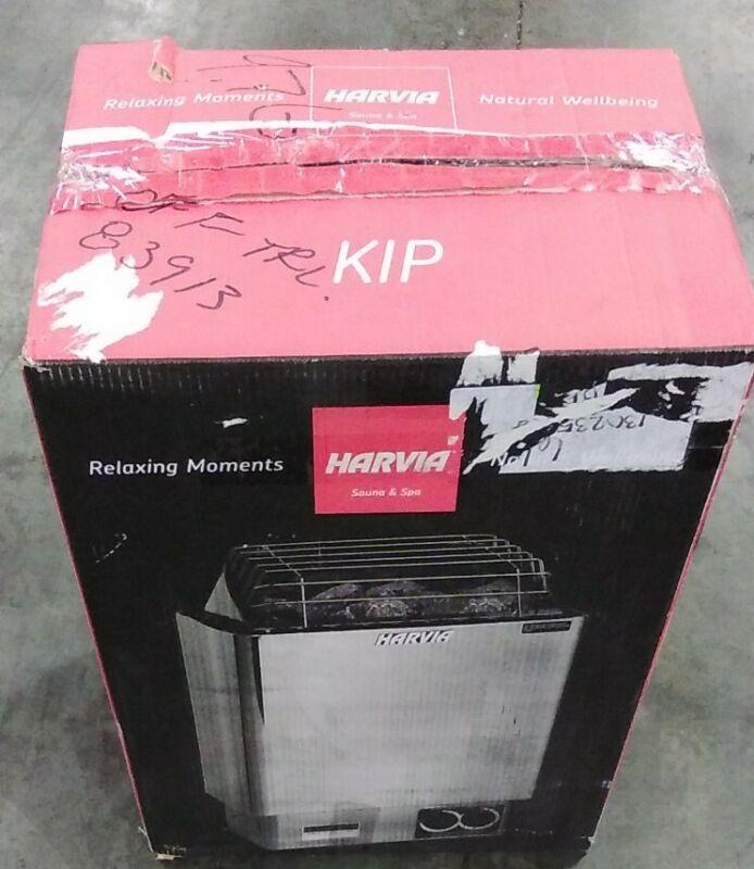 Harvia KIP-603 Sauna Heater JH60BZ401