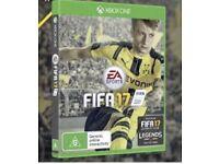 Fifa 17 (Xbox one )