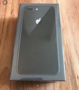 BRAND NEW IPHONE 8 PLUS SEALED IN BOX