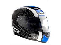 New HJC motorcycle Helmet size Large 60