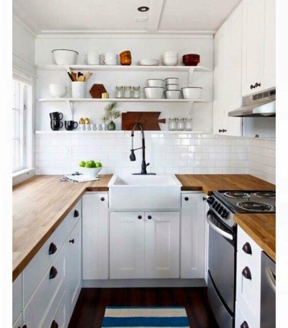 Garage Sale Farmhouse Shaker Ceramic Butler Sink Kitchen