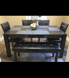 Dining Table Set by Ashley Furniture