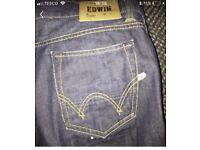 Edwin designer jeans