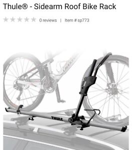 Looking to buy a Thule bike rack