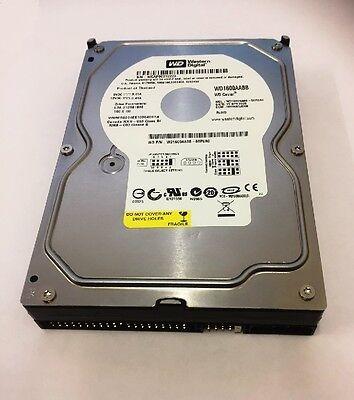 Ide Hot-swap (Western Digital WD1600AABB 160 GB IDE / PATA Festplatte 7200 RPM 2 MB Cache HDD)