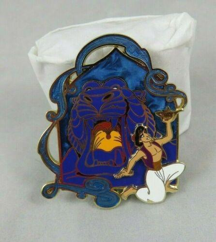 Disney Employee Center DEC Pin - Aladdin - Cave Of Wonders