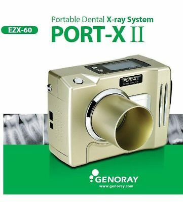 Genoray Portable X-ray Ii System Portable Compact And Wireless Dc X-ray Freship