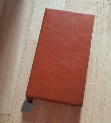 Classic notebook Journal. A6 Vintage Faux Leather Journal. 240 Pages Journal.