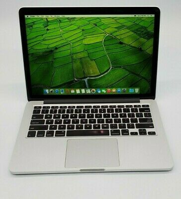 "Apple MacBook Pro A1502 13.3"" Laptop - MF843LL/A (March, 2015, Silver)"