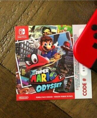 2 giochi Nintendo switch super Mario odyssey - Resident evil 4