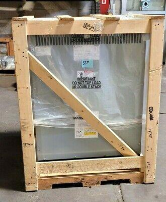 New Ge 112.5 Kva Dry Type Transformer 480 Hv 208120 Lv 3 Phase 9t10a1005