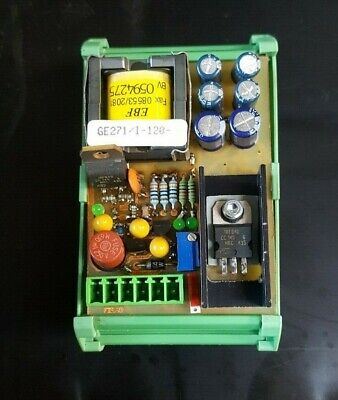 Phoenix Contact Ge271i-120- Power Supply In19s2b2
