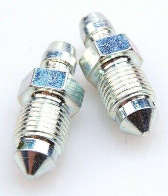 M8x1 HEX9 L33.5mm BLEEDER NIPPLE SCREW BRAKE CALIPER DRUM OR CLUTCH