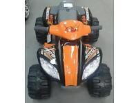 4x4 Quad Bike (orange)