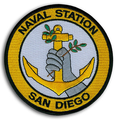 US Navy NAVAL STATION SAN DIEGO California