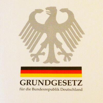Grundgesetz Deutschland Taschenbuch aktuelle Ausgabe Recht GG gültig Schule DE .