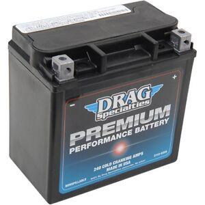 Harley-Davidson Sportster Maintenance-Free Premium Performance Battery 04-17