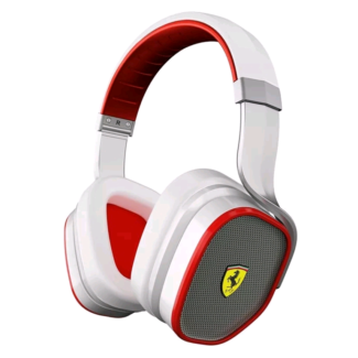 Ferrari by Logic3 Scuderia R300 Noise Cancelling Headphones