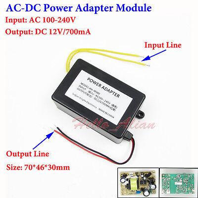 Ac-dc Buck Converter 110v 220v 230v To Dc12v 700ma Switching Power Supply Module
