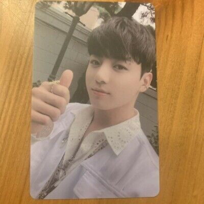 BTS Butter Power Station LUCKY DRAW  Jungkook Photo Card only