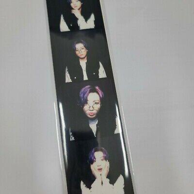 BTS Butter Offcial 4 Cut Photo Weverse Pre-Order Benefit Jungkook JK