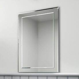 Bathroom mirror (500x700mm) Brand New