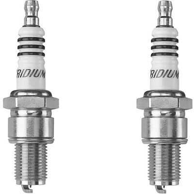 NGK Iridium IX Spark Plugs For Harley Pair - DCPR7EIX  ()