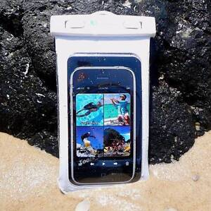 Waterproof Cases all iPhone 6 plus iPod Nano dry bag Samsung iPad Miami Gold Coast South Preview
