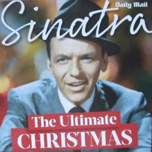 FRANK SINATRA THE ULTIMATE MUSIC CD WHITE CHRISTMAS CAROLS 10 FESTIVE SONGS