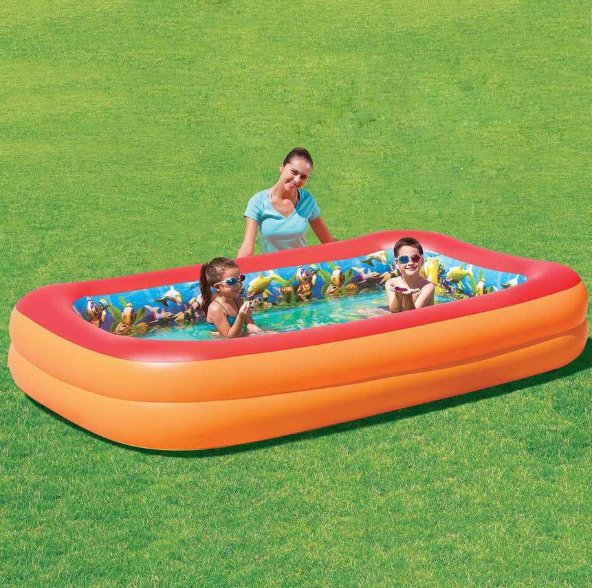 Beeindruckend Schwimmbäder Für Den Garten Schwimmbad01: Mini-Schwimmbäder Und Planschbecken Für Den Garten