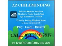 OFSTED REGISTERED CHILDMINDER AVAILABLE IN THORNTON HEATH / CROYDON