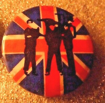 "THE JAM  Vintage 1970's - 1980's""  Badge"