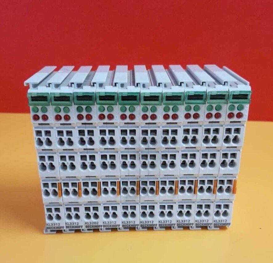 BECKHOFF KL3312 ANALOG INPUT MODULE PLC