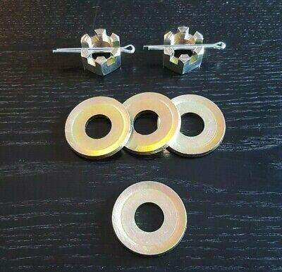 Anti Roll Bar Washer, Castle Nuts & Split Pins Escort Mk1 MK2 Capri