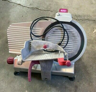 Reduced Berkel 827e-plus Meat Slicer 12 13 Hp Bloomington Il