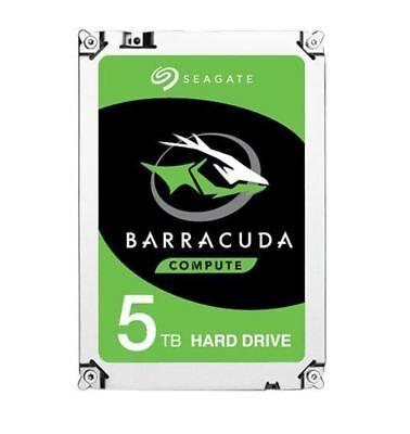 "Seagate 5TB BarraCuda ST5000LM000 128MB Cache SATA 2.5"" 15mm 0.59"" height"