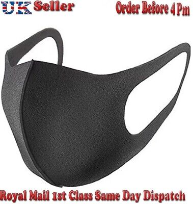 Brand New 1/3/5/10/20PCS Washable Face Mask Breathable Safety Mouth Mask