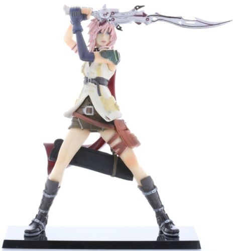 Final Fantasy 13 XIII Figurine Figure Lightning Trading Arts Vol. 1