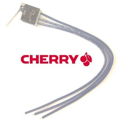 E7240ht Cherry Micro Switch Straight Lever 10.1a 14 Hp 125250 Vac