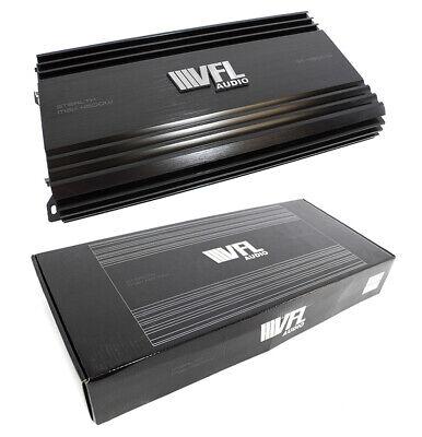 2 Channel Class D Monoblock VFL Audio Amplifier 4500 Watts STEALTH4500.1D